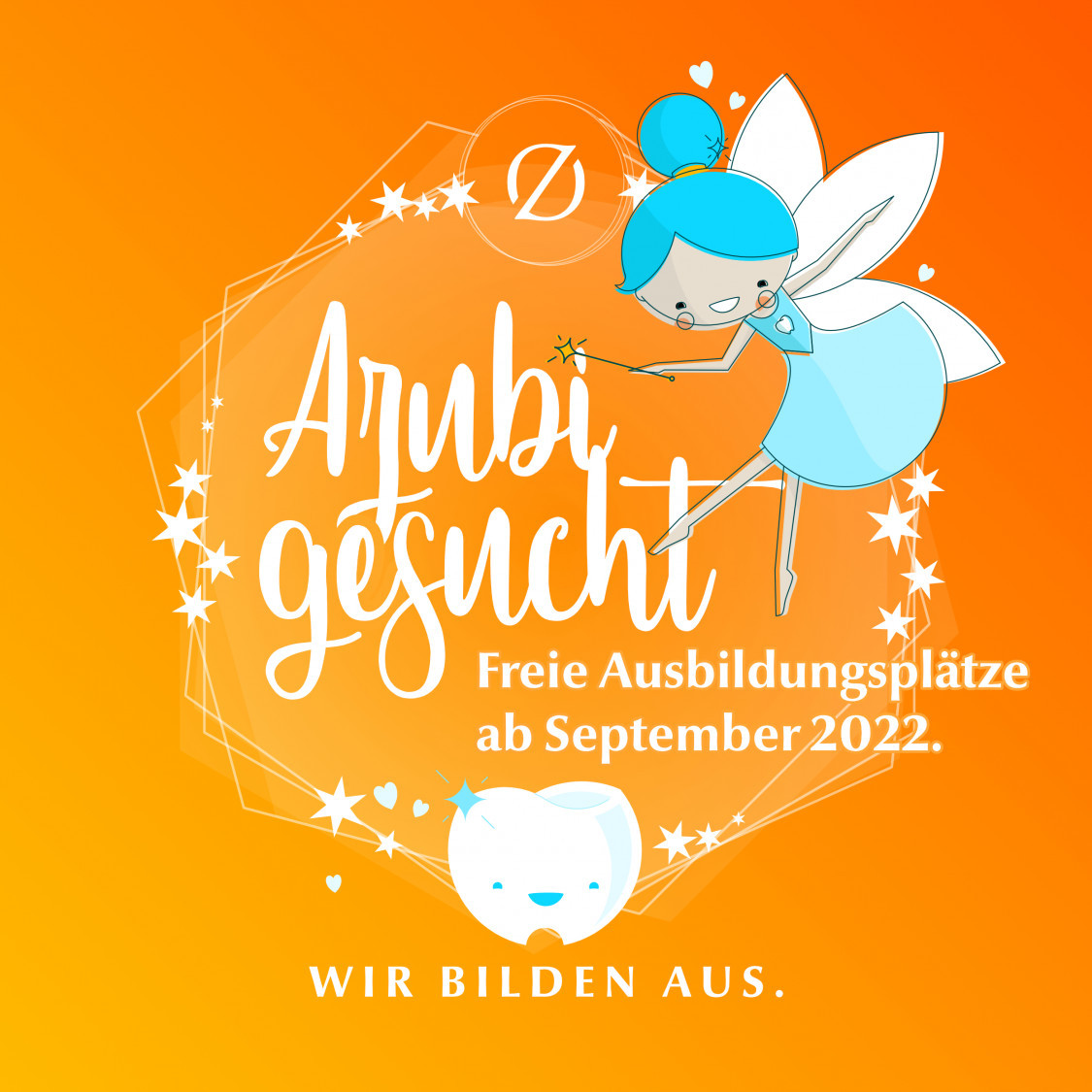 Azubi ab September 2022 gesucht! – Die Zahnärzte im Odenheimer Hof – Leingarten (Heilbronn) - Dr. Alexander Mitsch M.Sc. & Dr. Jan Felix Hartl M.Sc.