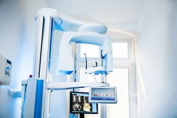 Digitale Volumentomographie (DVT) 3D Röntgen Technik – Die Zahnärzte im Odenheimer Hof – Leingarten (Heilbronn) - Dr. Alexander Mitsch M.Sc. & Dr. Jan Felix Hartl M.Sc.